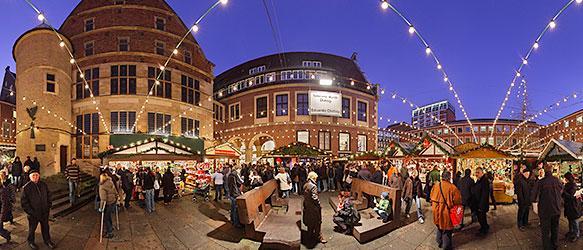 Weihnachtsmarkt Münster in Westfalen