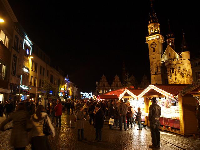 kerstmarkt aalst