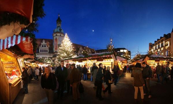 kerstmarkt leipzig