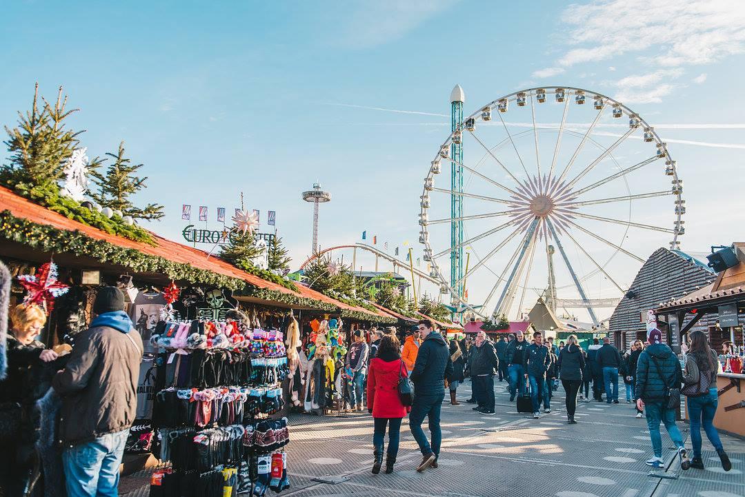 Kerstmarkt Londen 2019