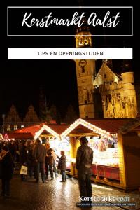 Kerstmarkt Aalst in België