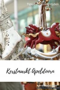 Kerstmarkt Apeldoorn in Nederland