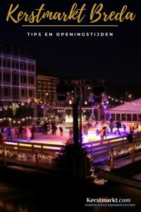 Kerstmarkt Breda in Nederland