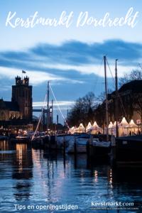 Kerstmarkt Dordrecht in Nederland