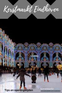 Kerstmarkt Eindhoven in Nederland