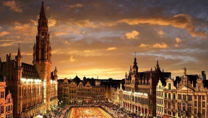 Grand place Grote markt Brussel
