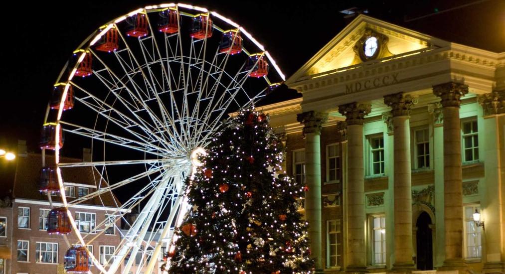 Kerstmarkt Groningen 2019