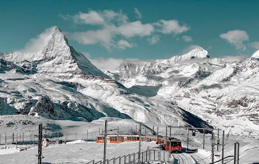 Wintersport Kerstvakantie