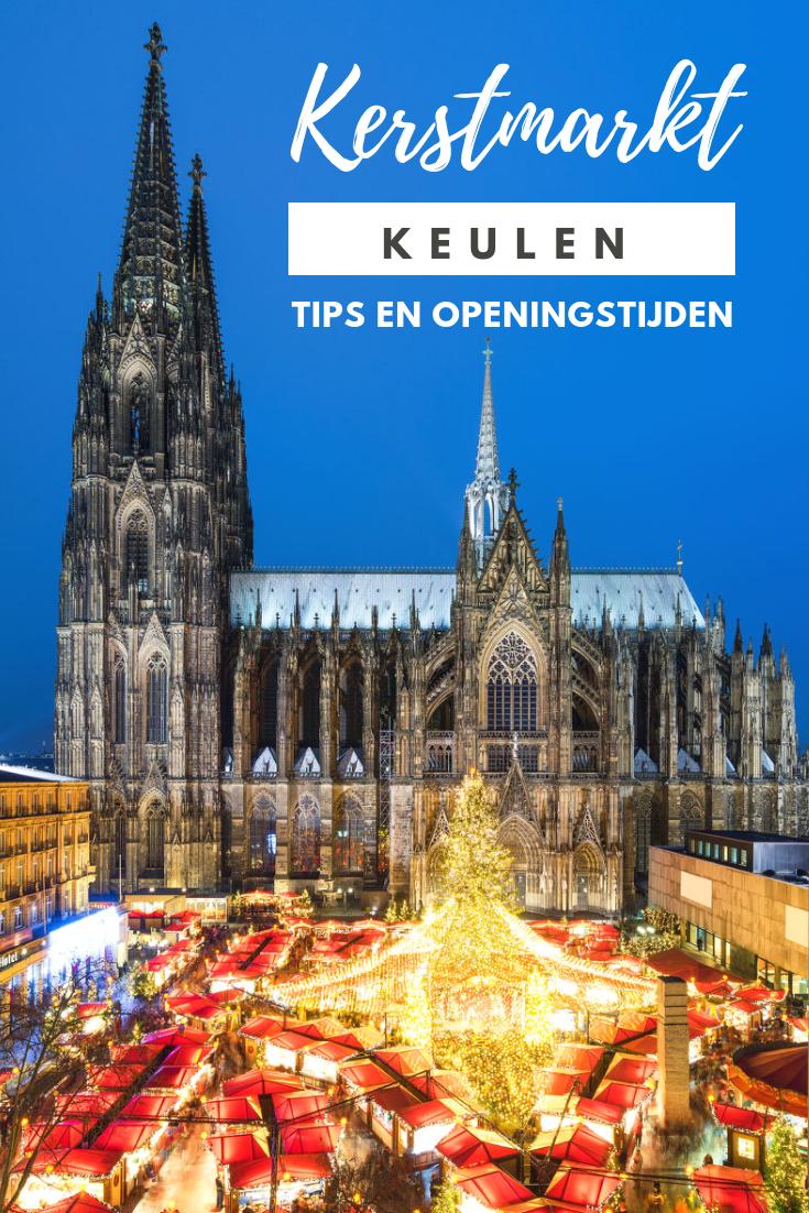 Kerstmarkt Keulen 2019
