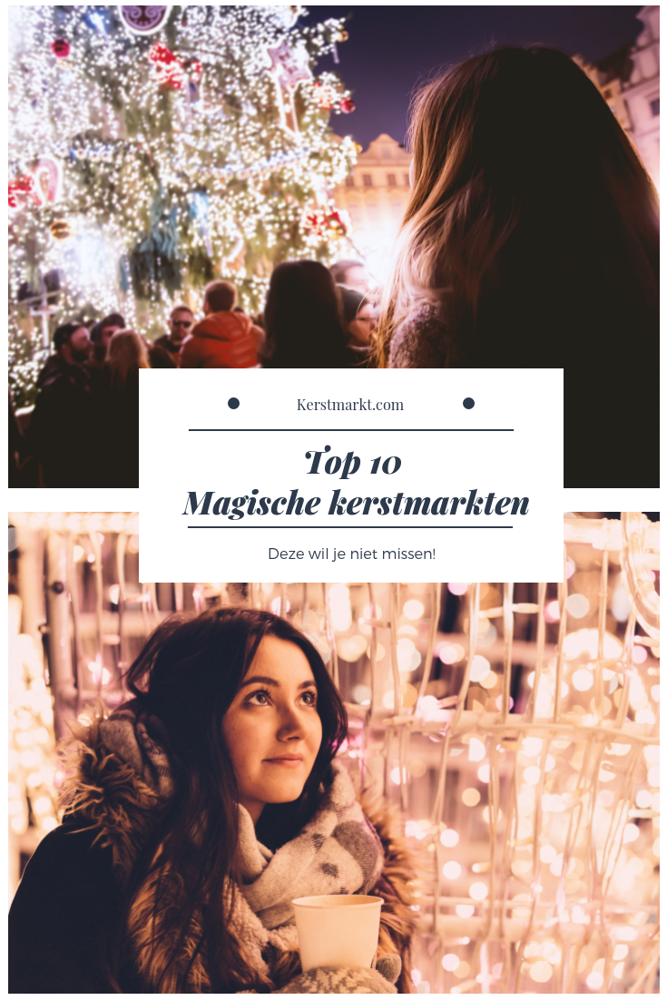 De leukste kerstmarkten in Europa