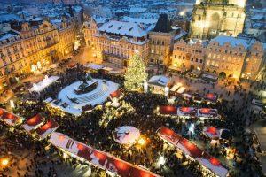 kerstmarkt-praag