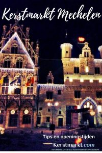 Kerstmarkt Mechelen