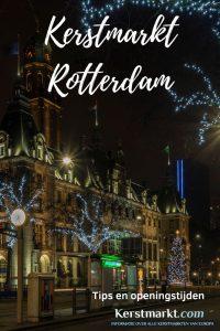 Kerstmarkt Rotterdam