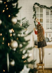 Kerstversiering eerder ophangen brengt geluk