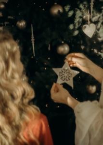 Kerstboom eerder optuigen