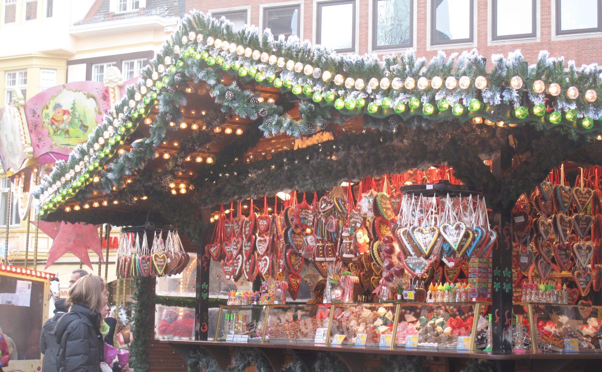 Kerstmarkt Oldenburg 2019