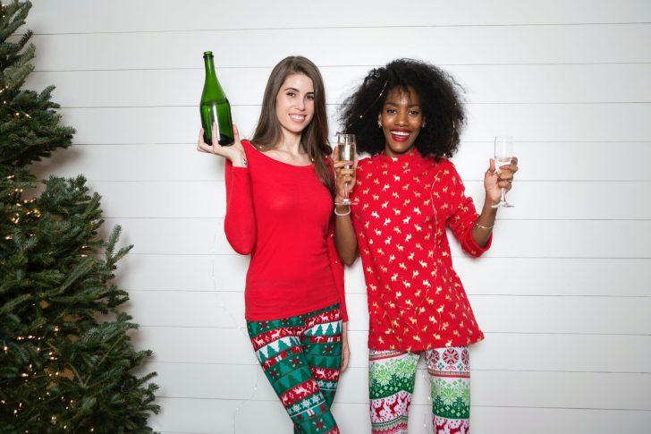Online kerst vieren