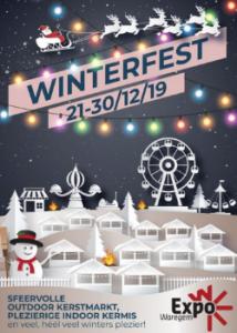 Wagerem Winterfest krijgt kerstmarkt