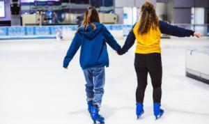 Grootste schaatsbaan van Europa