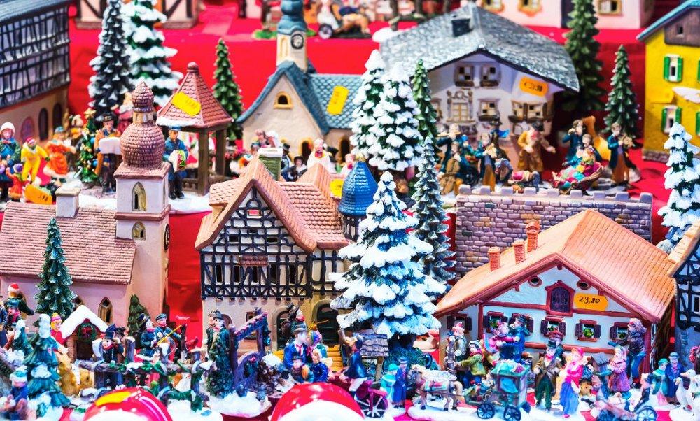 Kerstmarkt Rotterdam 2019