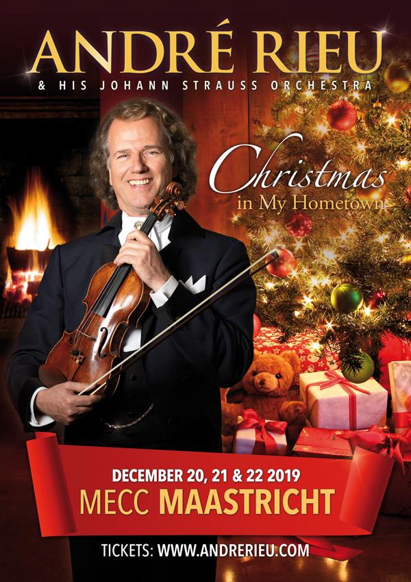 André Rieu kerstconcert Maastricht tickets winnen