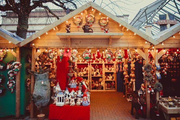 kerstmarkt België