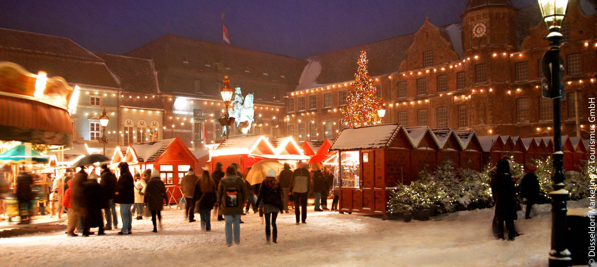 Kerstmarkt Dusseldorf 2019