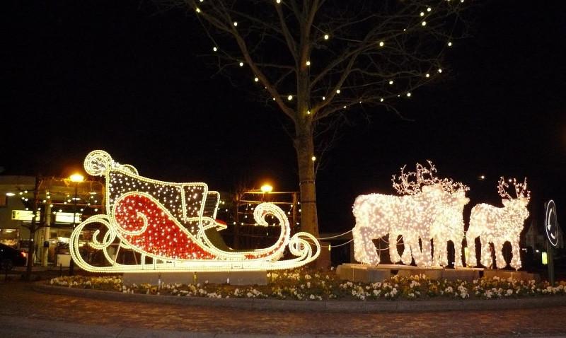 kerstmarkt knokke image