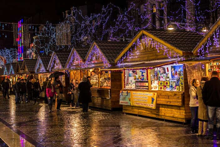 Kerstmarkt Zwolle 2019