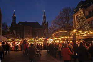 kerstmarktaken