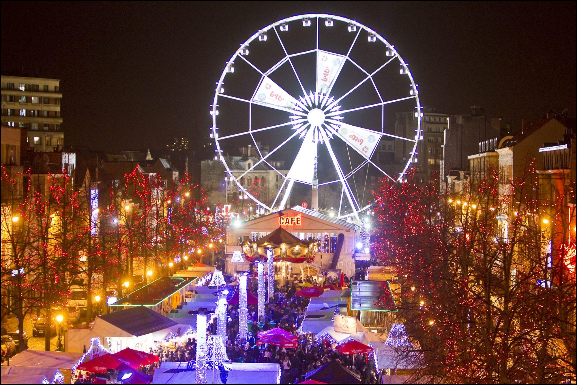 Kerstmarkten Belgie 2019