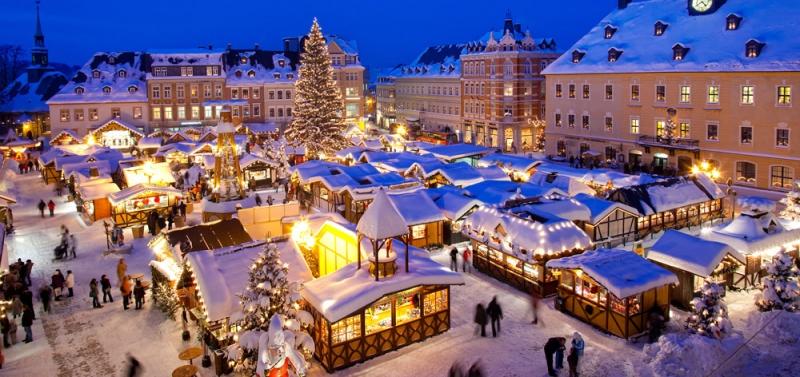 Kerstmarkten Duitsland 2019