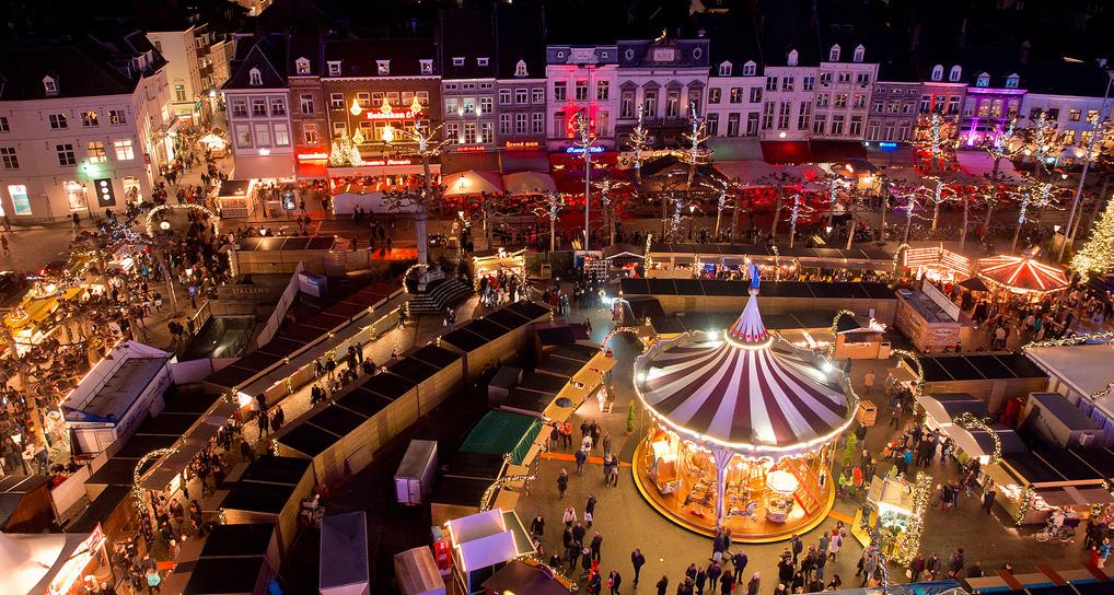 Kerstmarkt Maastricht 2019