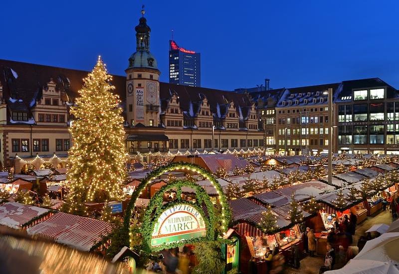 leipzig kerstmarkt