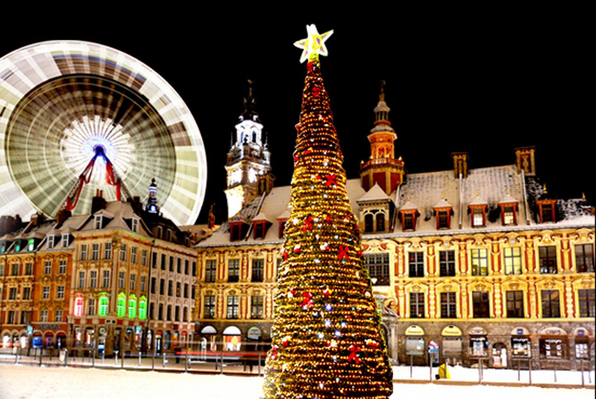 Afbeeldingsresultaat voor lille kerstmarkt