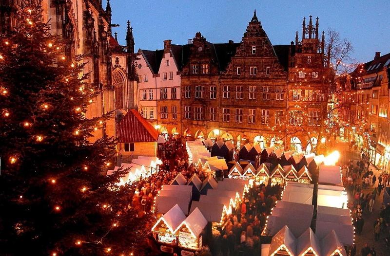 munster kerstmarkt