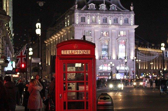 Londen kerst