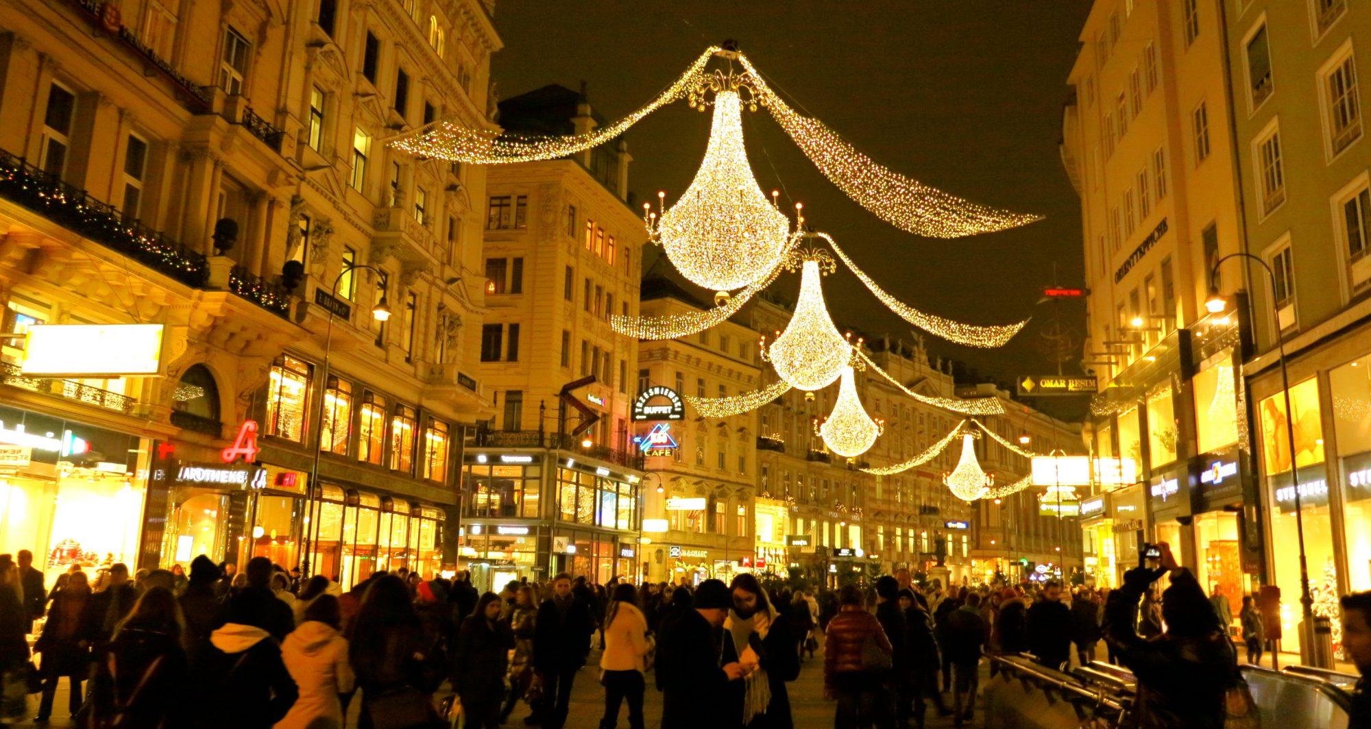 Kerstmarkt Wenen 2019