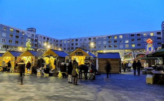 Kerstmarkt Nieuwegein